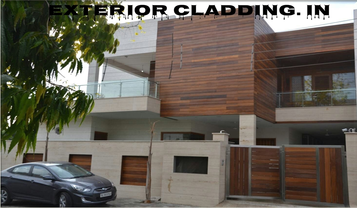 HPL Fundermax Stylam Exterior Cladding Elevation Contractors in Delhi Gurgaon Noida